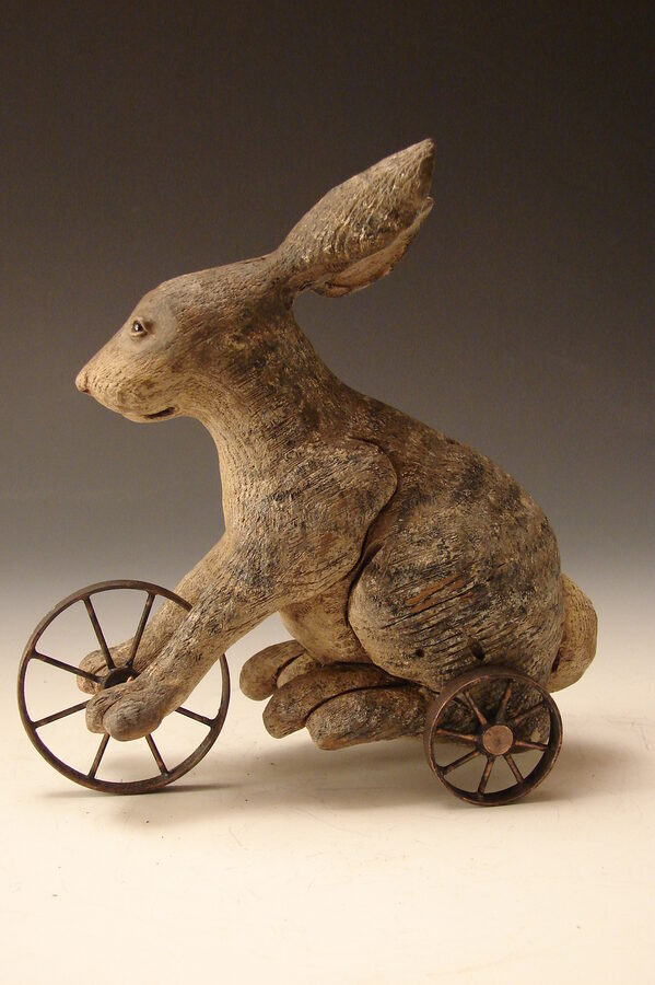 Tricycle Bunny
